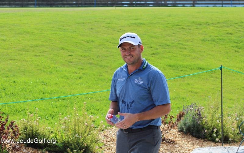 David Howell : le golfeur le plus sympa du tour ?