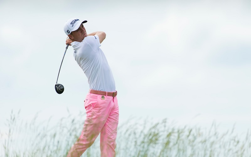 US Open 2017 : Justin Thomas, l'homme qui fait tomber les records - Crédit photo : Mark Newcombe