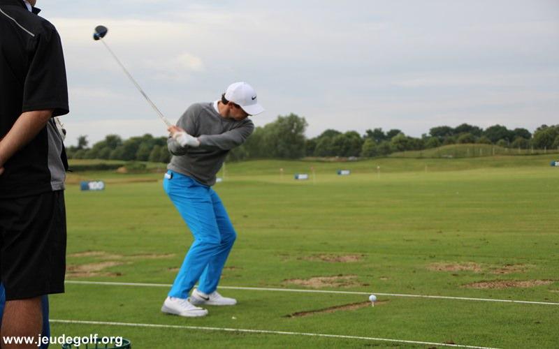 Pourquoi Rory McIlroy est-il aussi consistant avec un driver?