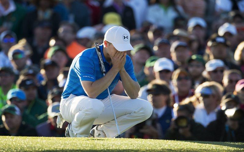 Pire que la colère, l'embarras qui frappe les golfeurs