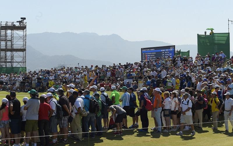 Suivi par le public brésilien, à la suite des jeux, il sera sans doute l'un des leaders pour le développement du golf dans son pays