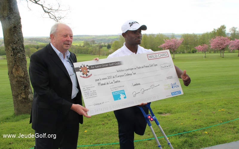 Hauts-de-France Golf Open 2017: Le jour d'une première historique