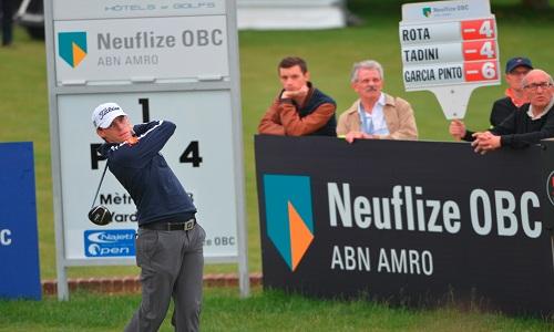 Open de Saint-Omer 2014 : Garcia Pinto en tête après 3 tours
