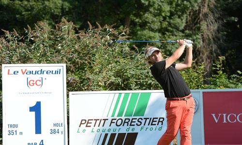 Pierre Relecom en tête du Vaudreuil Golf Challenge