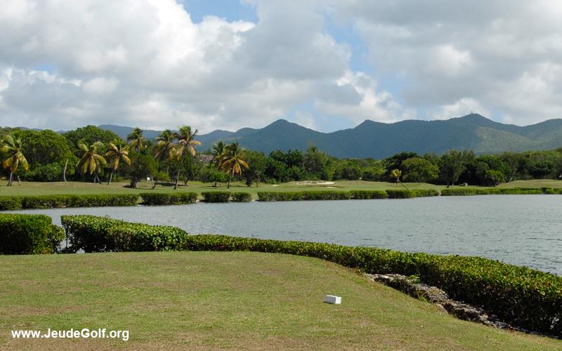 golf, un départ stressant