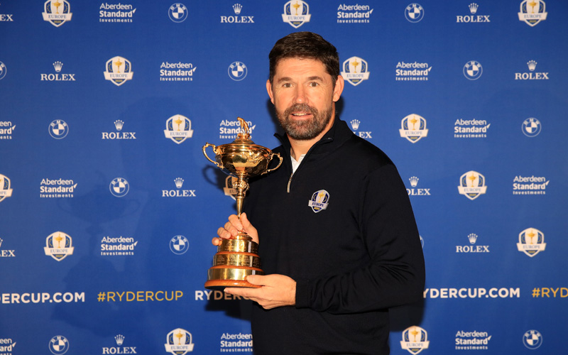 Crédit photo : Getty Images pour Ryder Cup Europe Communications