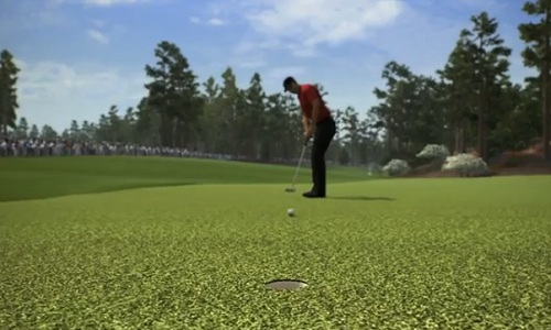 Fin de collaboration entre Tiger Woods et EA Sports