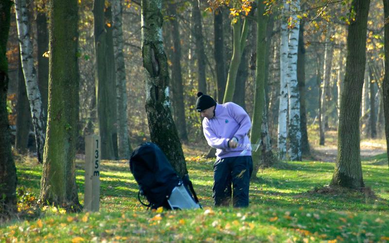 jouer au golf en hiver les coups spéciaux