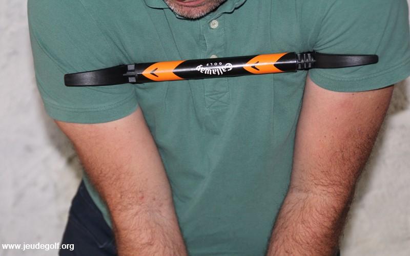 Labo golf : L'utilité réelle du chip coach pour le swing
