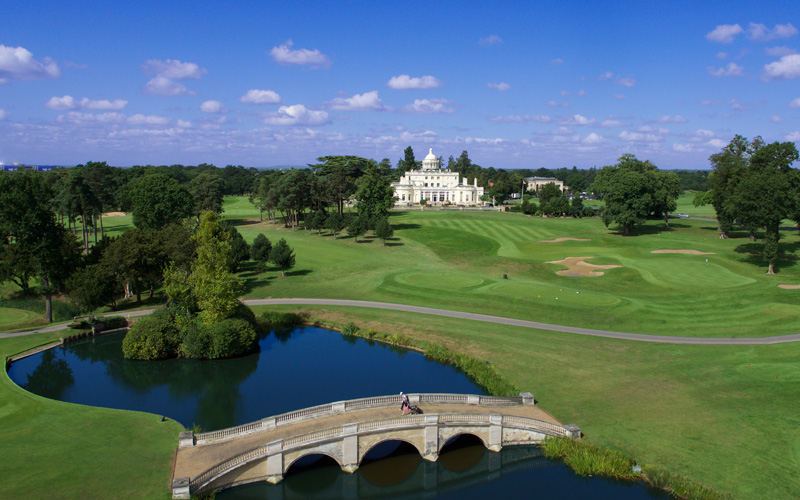 Credit photo : Stoke Park Country Club