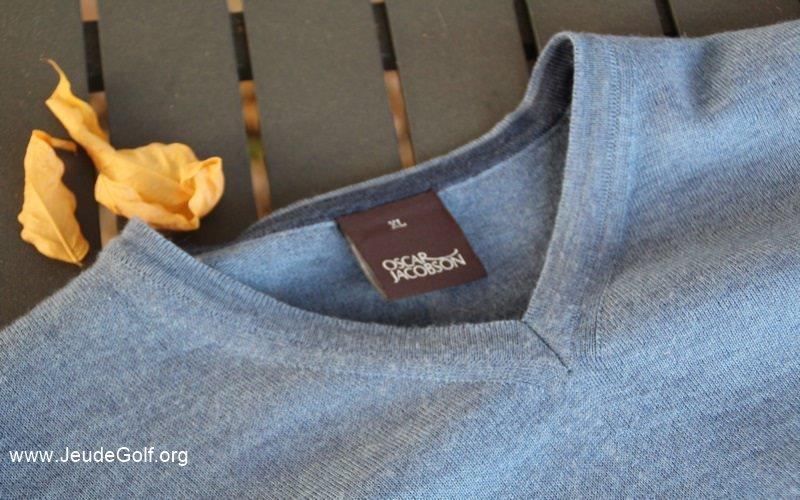 Oscar Jacobson : Le vêtement de golf suédois de qualité supérieure ?