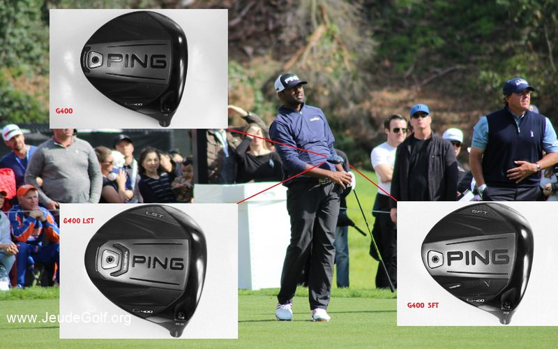 Driver PING G400 : 3 choix possibles