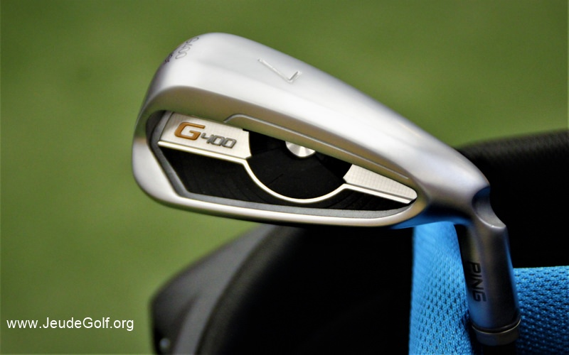 Fers PING G400 : Une histoire de Cor-Eye