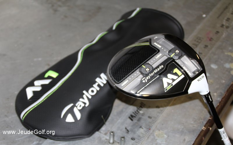 Driver TaylorMade M1 édition 2017