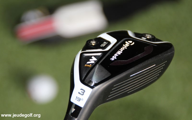 Hybride TaylorMade M1: l'arme anti-hook ?