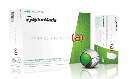 Balles de golf TaylorMade Project (a)