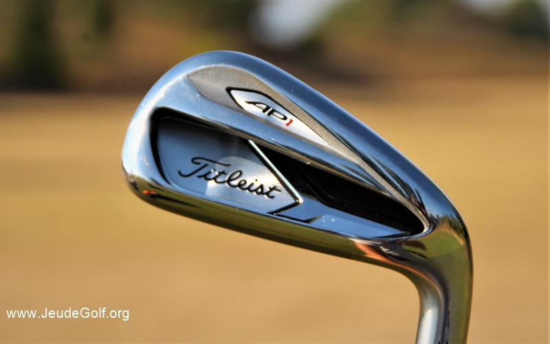 Fers Titleist 718 AP1 : La surprise !