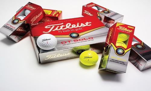 Balles de golf Titleist DT Solo