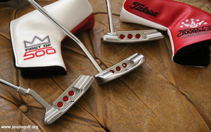 Putters Scotty Cameron Select – Collection 2016