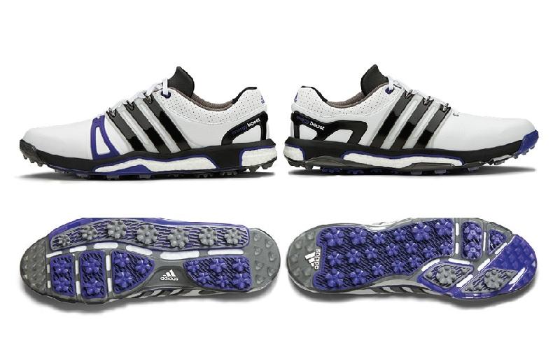 La première chaussure de golf 100% Asymétrique : Adidas Asym Energy Boost