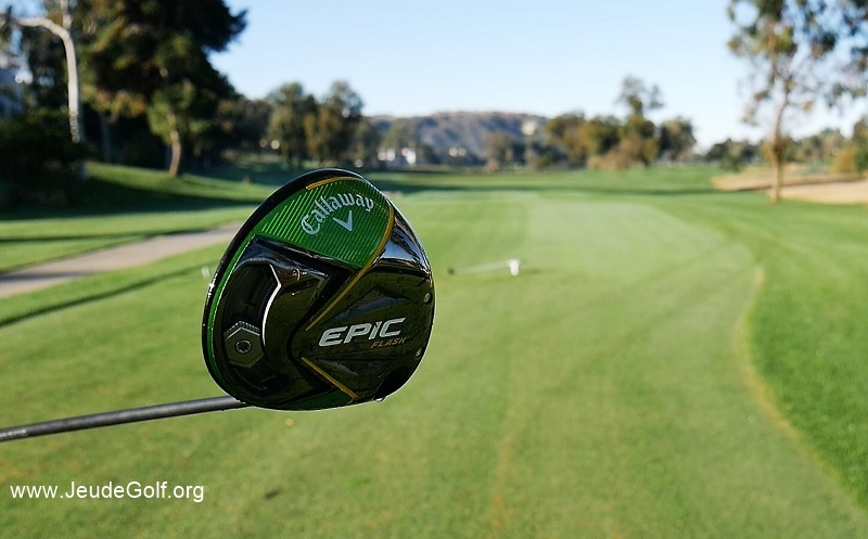 Driver Callaway Epic Flash: Plus rapide que l'éclair?