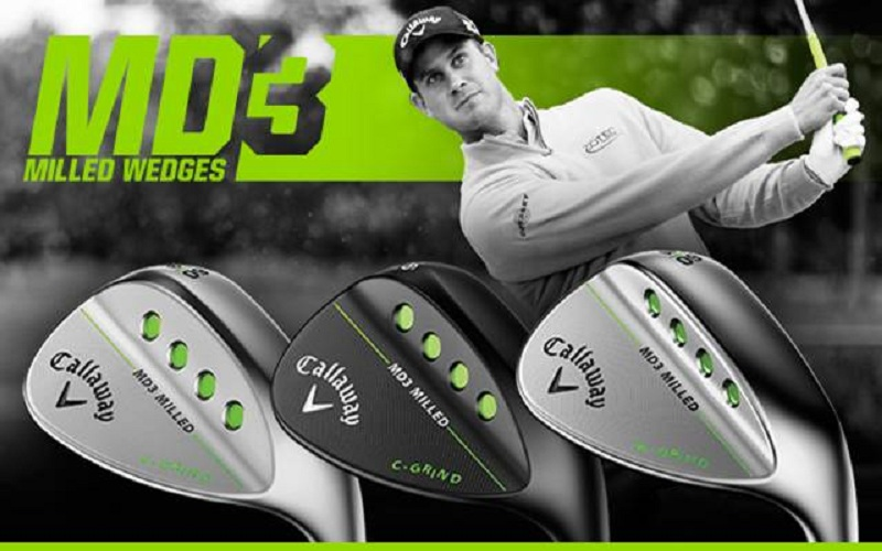 Wedges Callaway MD3
