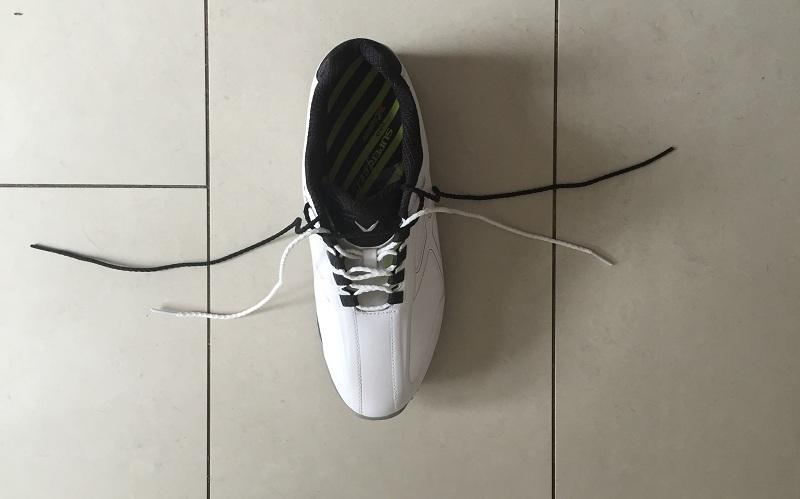 Test de la chaussure Callaway Xfer