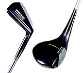 Clubs de golf Mizuno en carbone