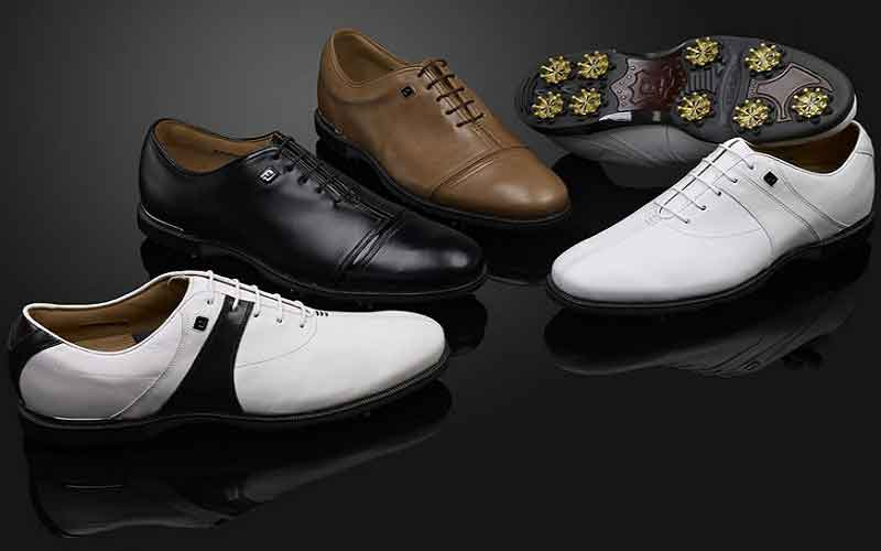 Chaussures de golf FootJoy Icon Black