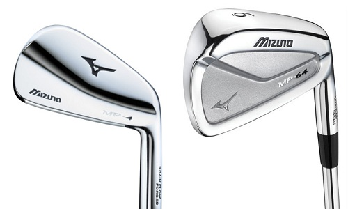 Test fers Mizuno MP-4 vs Mizuno MP-64