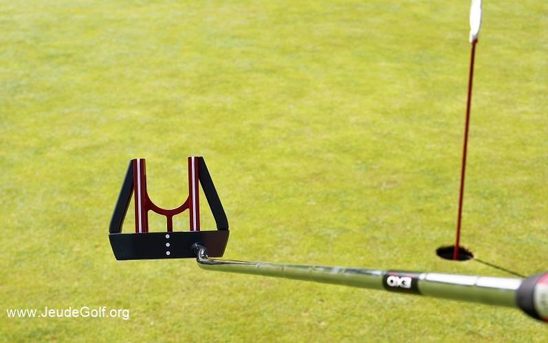 Putter Odyssey EXO 7 : Le lance-missile ?