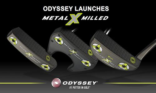 Putters Odyssey Metal-X Milled – Avis et infos