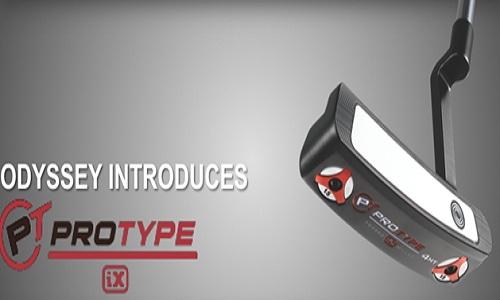 Nouvelle gamme de putters Odyssey ProType iX