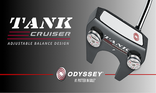 Putters Odyssey Tank Cruiser