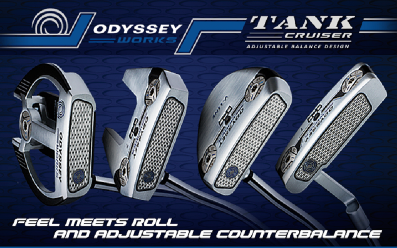Putters Odyssey Works Tank Cruiser