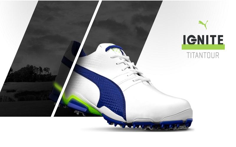 Chaussures de golf Puma Titantour Ignite