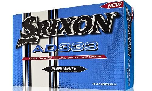 Balles de golf SRIXON AD333