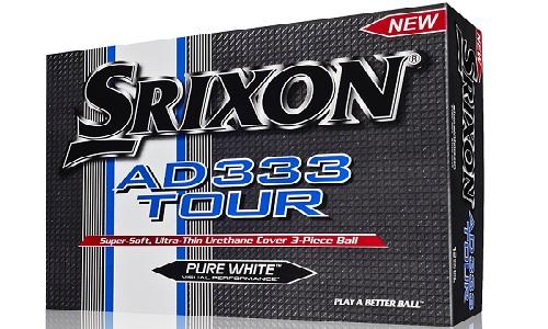 Balles de golf Srixon AD333 Tour