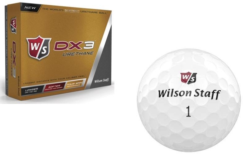 Balles Wilson DX3 2015: Plus douces? Moins de compressions?
