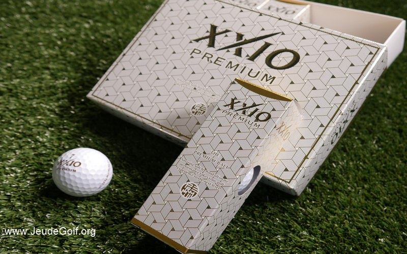 Test des balles de golf XXIO Premium 2018