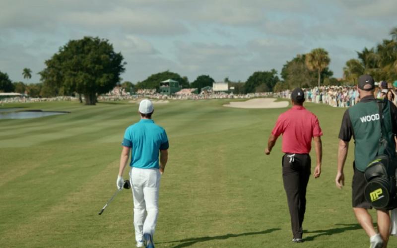 Tiger Woods et Rory McIlroy dos à dos au Masters 2015