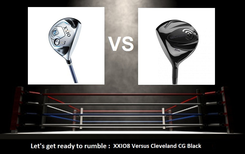 Test bois 3 XXIO8 vs Cleveland CG Black