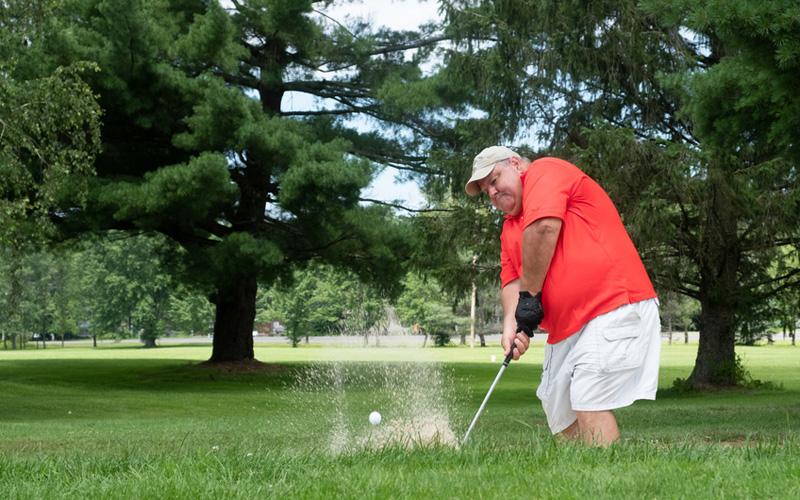 Au golf, comment se débarrasser des très mauvais coups, et surtout éviter qu'ils ne se succèdent ?