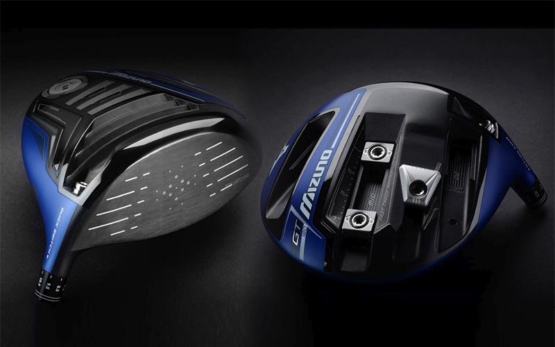 Drivers Mizuno ST180 et GT180