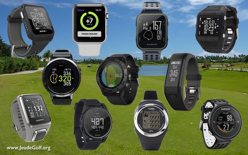 Quelles sont les meilleures montres GPS pour le golf en 2019?