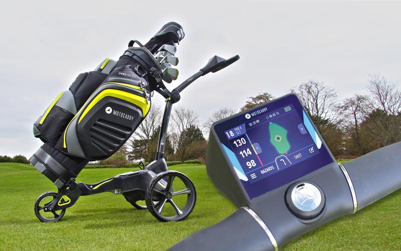 Motocaddy élargit sa gamme de chariots électriques 2021 avec de nombreuses évolutions