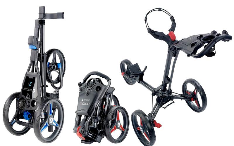 Motocaddy dévoile sa nouvelle gamme 2020 de chariots de golf
