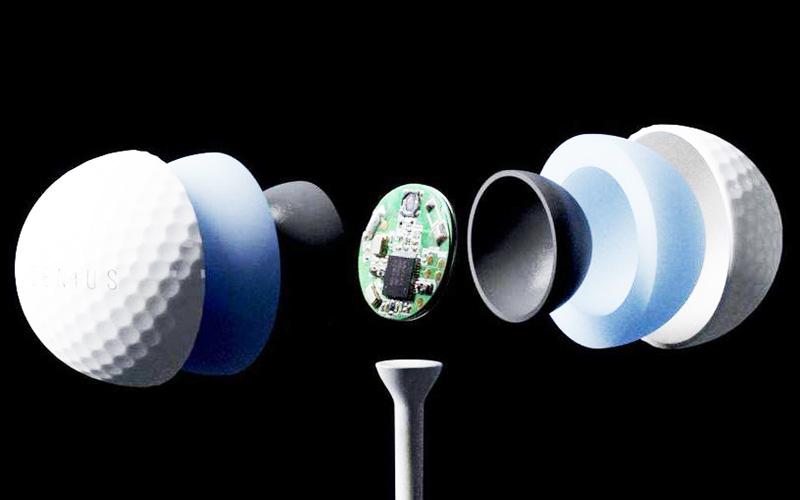 Genius : Avec la balle du futur vous ne perdrez plus jamais une balle de golf?