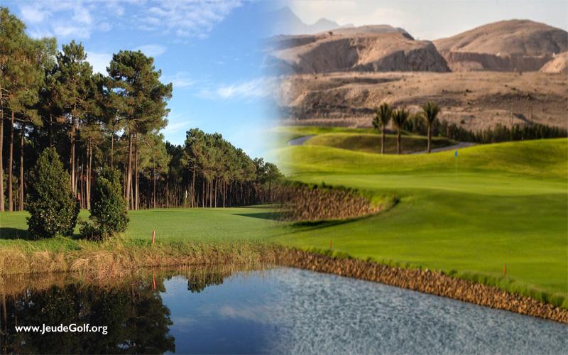 Les différents types de parcours de golf, leurs origines et leurs spécificités