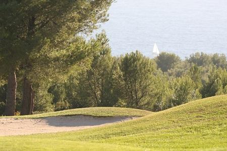 Golf de Dolce Frégate en Provence